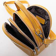 Сумка Женская Клатч кожа ALEX RAI 2-01 2228 yellow, фото 3
