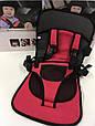Автокресло детское бескаркасное портативное Baby Car Seat, фото 3