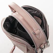 Сумка Женская Клатч кожа ALEX RAI 2-01 8646 pink, фото 3