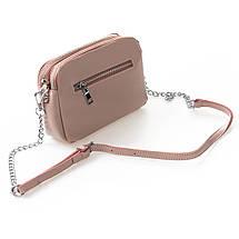 Сумка Женская Клатч кожа ALEX RAI 2-01 8701 pink, фото 2