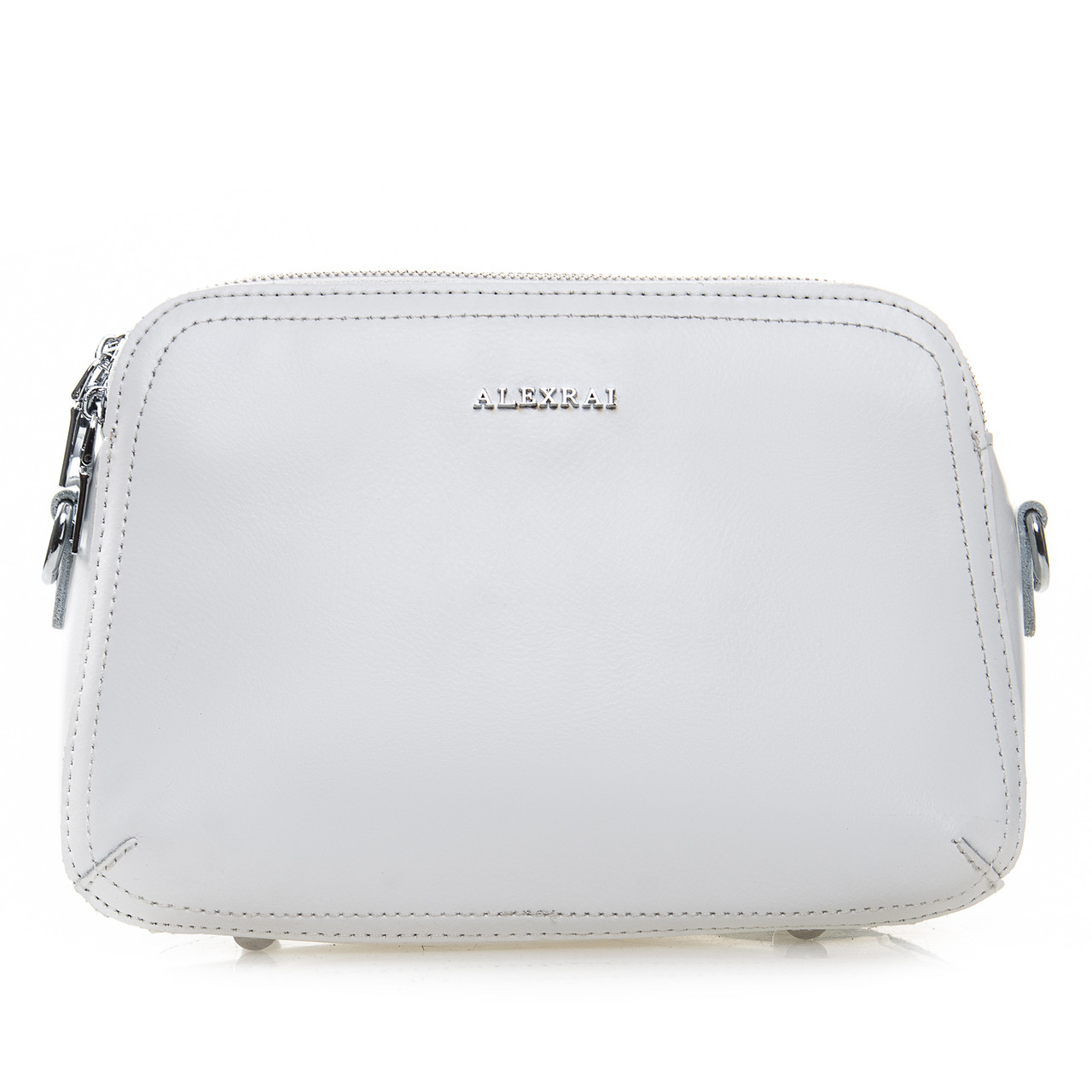 Сумка Женская Клатч кожа ALEX RAI 2-01 8725 white