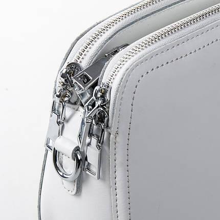 Сумка Женская Клатч кожа ALEX RAI 2-01 8725 white, фото 2