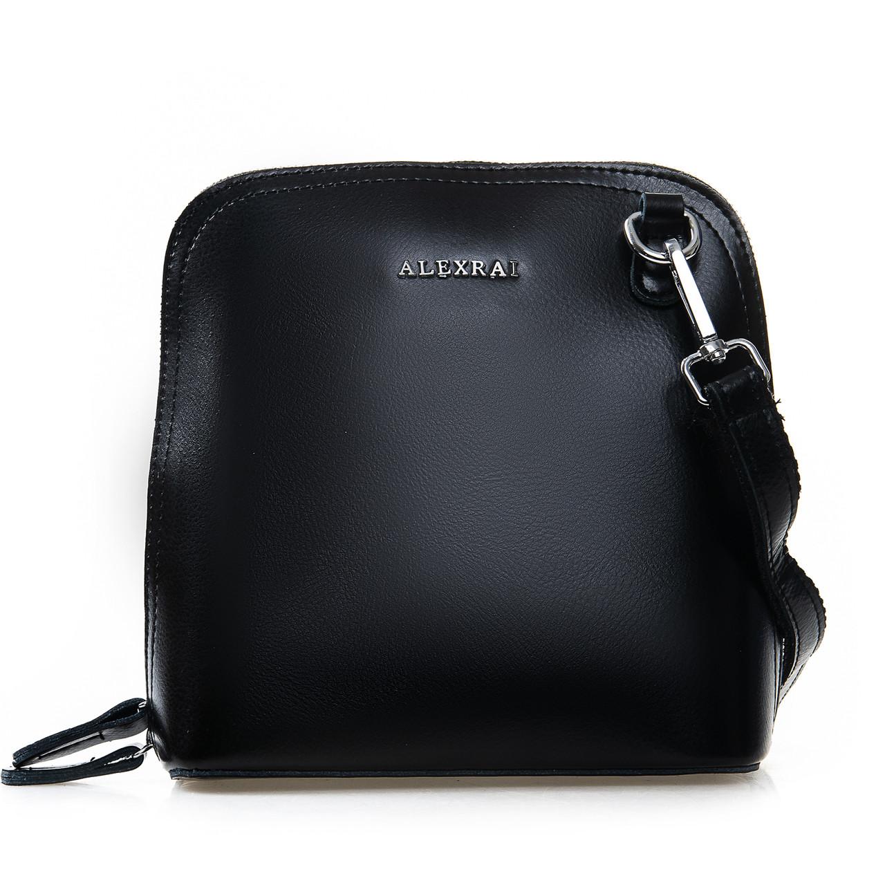 Сумка Женская Клатч кожа ALEX RAI 2-01 8803 black