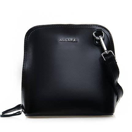 Сумка Женская Клатч кожа ALEX RAI 2-01 8803 black, фото 2