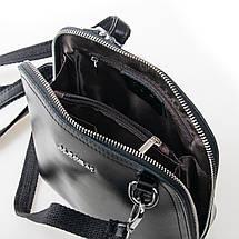 Сумка Женская Клатч кожа ALEX RAI 2-01 8803 black, фото 3