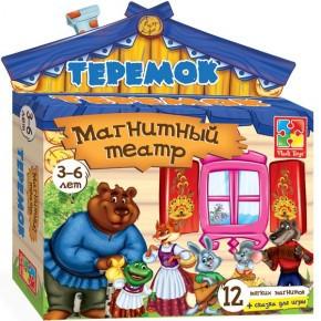 Магнитный театр Теремок, VT3206-08