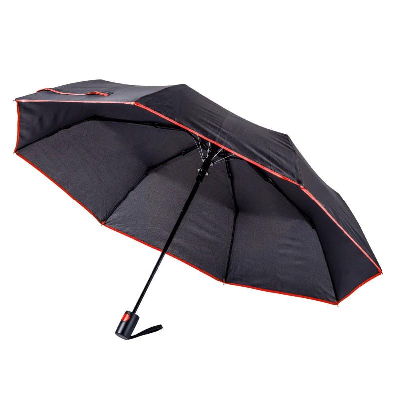 Двоколірні напівавтоматичні парасолі