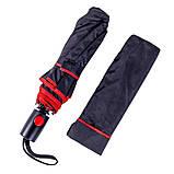 Двоколірні напівавтоматичні парасолі, фото 2