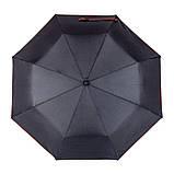 Двоколірні напівавтоматичні парасолі, фото 5