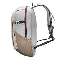 Городской, спортивный рюкзак Arpenaz 20L бежевый, фото 3