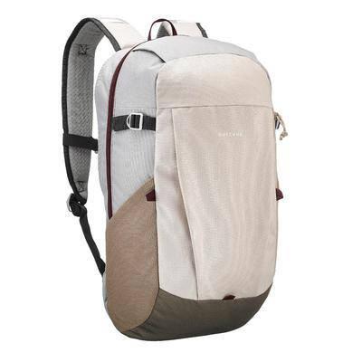 Городской, спортивный рюкзак Arpenaz 20L бежевый, фото 2
