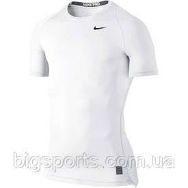 Футболка компрессионная муж. Nike Cool Comp Ss (арт. 703094-100)