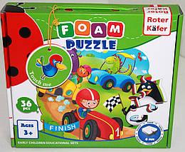 Mягкие пазлы Race RK1202-03