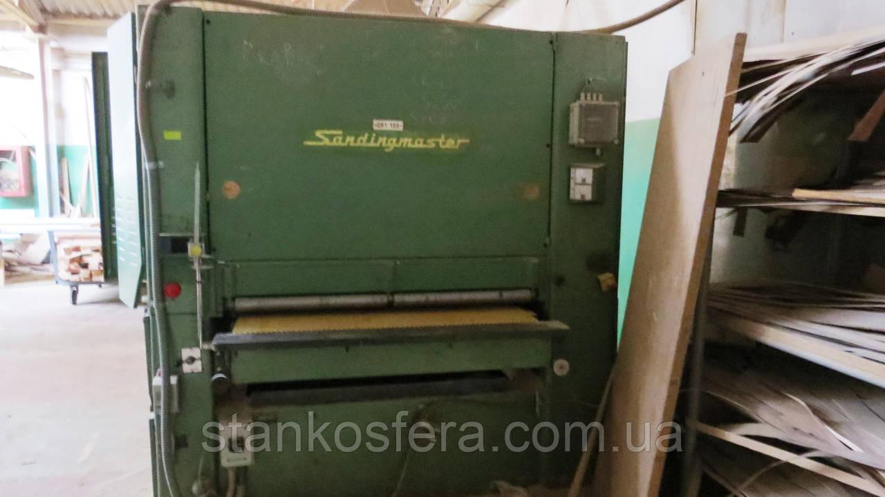 Станок калибровально-шлифовальный Sandingmaster SCSB 2-1100 б/у