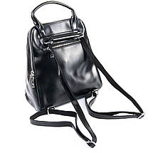 Сумка Женская Рюкзак кожа ALEX RAI 09-3 8778 black, фото 2