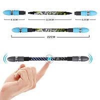 Ручка для пенспиннинга Пенспиннинг Пенспиннер skilltoy Pen spinning zhigao v5