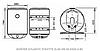 Бойлер Atlantic Steatitе Slim  VM 50 D325-2 BC 841177, фото 4