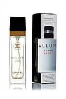 Парфюмированная вода Chanel Allure homme Sport 40 мл для мужчин и парней