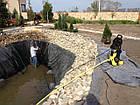Чищення ставків, очищення водойм, сезонний догляд за ставком, фото 3