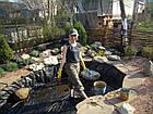 Чищення ставків, очищення водойм, сезонний догляд за ставком, фото 4