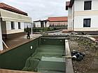 Чищення ставків, очищення водойм, сезонний догляд за ставком, фото 5