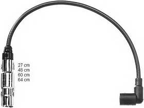 Высоковольтные провода комплект Audi A3 2003-2012 (1.6)