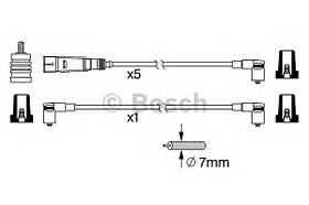 Высоковольтные провода комплект Audi 80 B3/B4 (2.3)