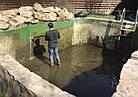 Чищення ставків, очищення водойм, сезонний догляд за ставком, фото 7