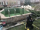 Чищення ставків, очищення водойм, сезонний догляд за ставком, фото 8