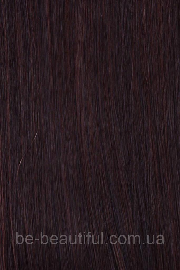 Цвет: черный натуральный с красными бликами
