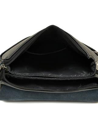 Сумка Мужская Планшет иск-кожа DR. BOND 204-3 black Распродажа, фото 2