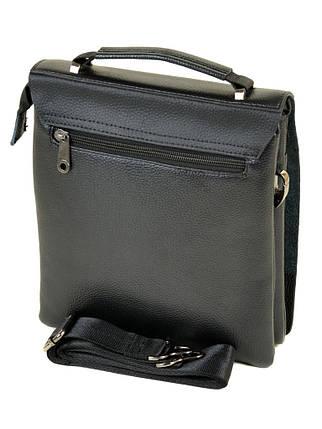 Сумка Мужская Планшет иск-кожа DR. BOND 214-3 black Распродажа, фото 2