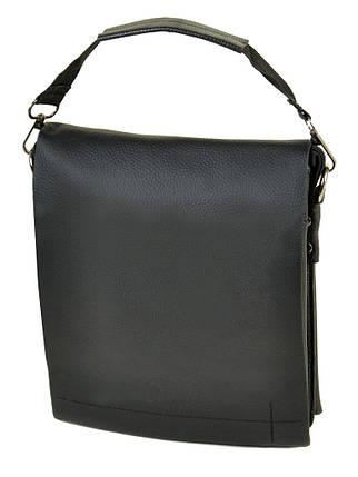 Сумка Мужская Планшет иск-кожа DR. BOND 216-3 black Распродажа, фото 2