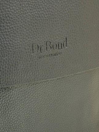 Сумка Мужская Планшет иск-кожа DR. BOND 304-4 black, фото 2