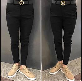 😜Штани чоловічі чорні штани класика під пальто