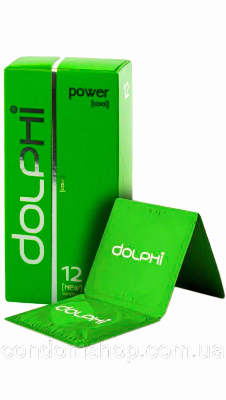 Презервативи Dolphi LUX NEW POWER (LONG LOVE) з пролонгує ефект #12
