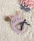 Детская погремушка - зайка, фото 2