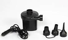 Электрический насос 12V для надувных изделий JY-012 оригинал