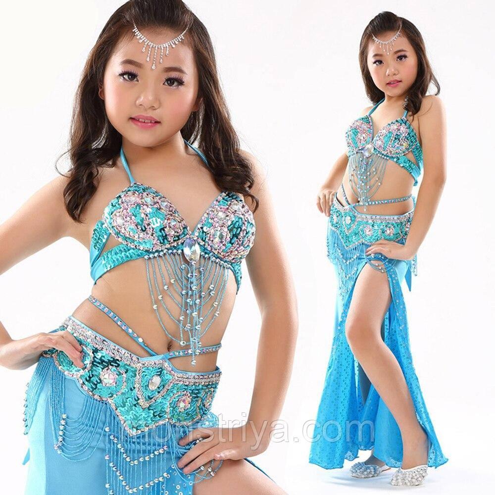 Детский костюм Делюкс для Восточных танцев