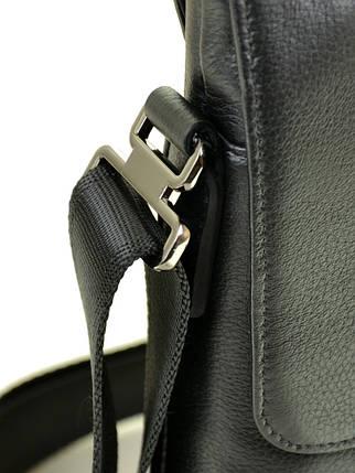 Сумка Мужская Планшет кожаный BRETTON BE 3547-3 black, фото 2