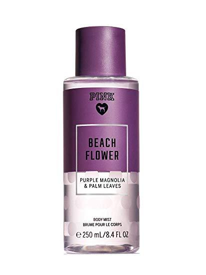 Спрей для тела Beach flower Victoria's Secret