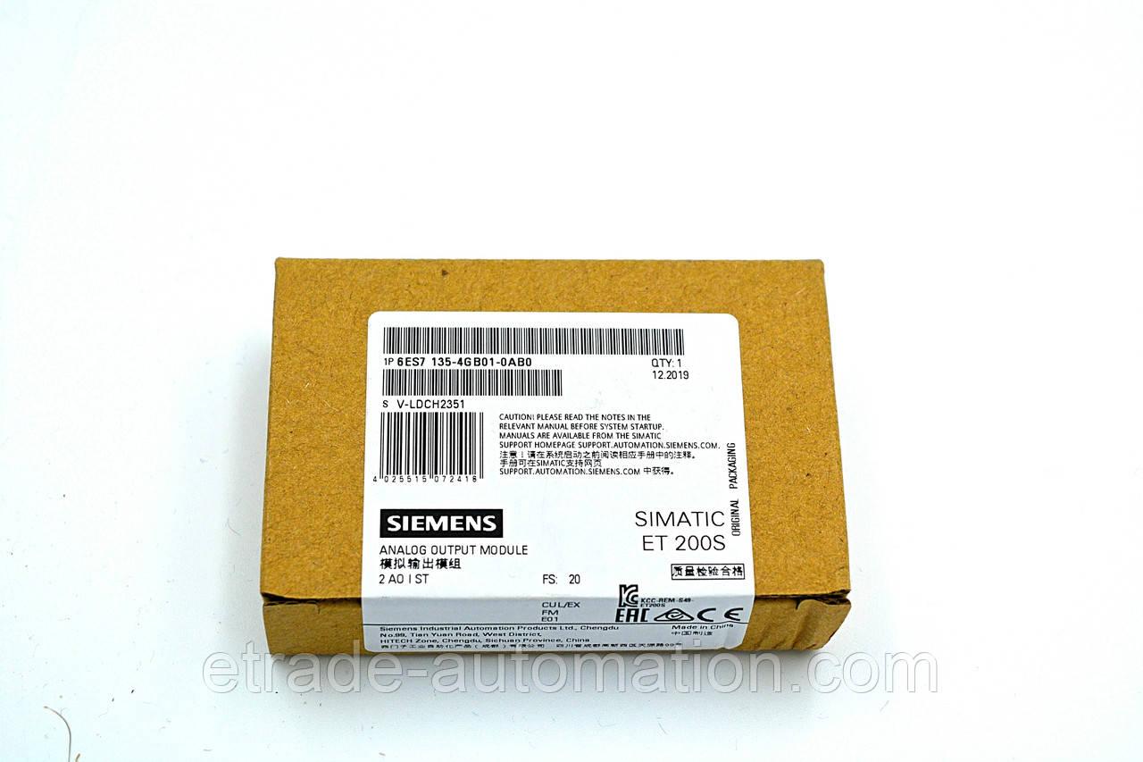 Модуль дискретного виводу Siemens 6ES7135-4GB01-0AB0