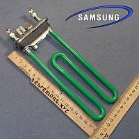 Керамічний ТЕН 1900W / L=180 мм для пральної машини Samsung з датчиком (без бурту)