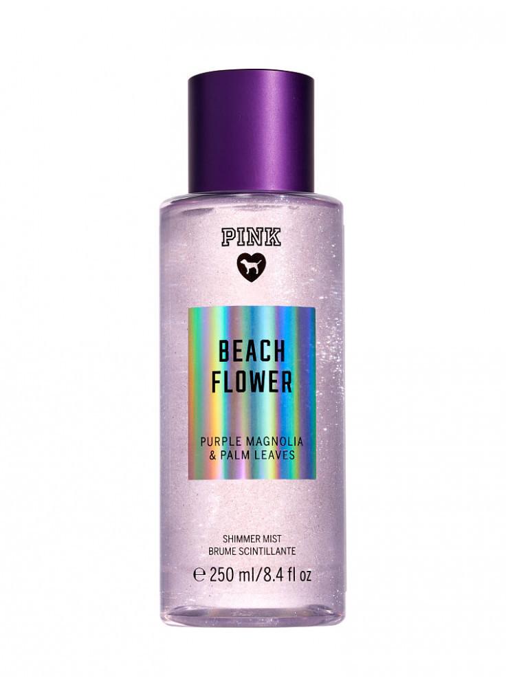 Спрей для тела Beach flower shimmer Victoria's Secret