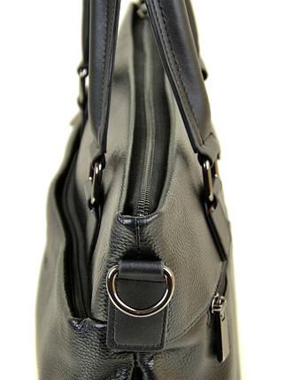 Сумка Мужская Портфель кожа BRETTON 601 black, фото 2