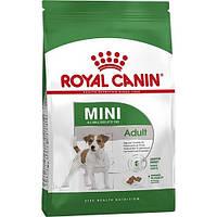 Сухой Корм Royal Canin Mini Adult Для Собак Мелких Пород Старше 10 Месяцев, 4 Кг