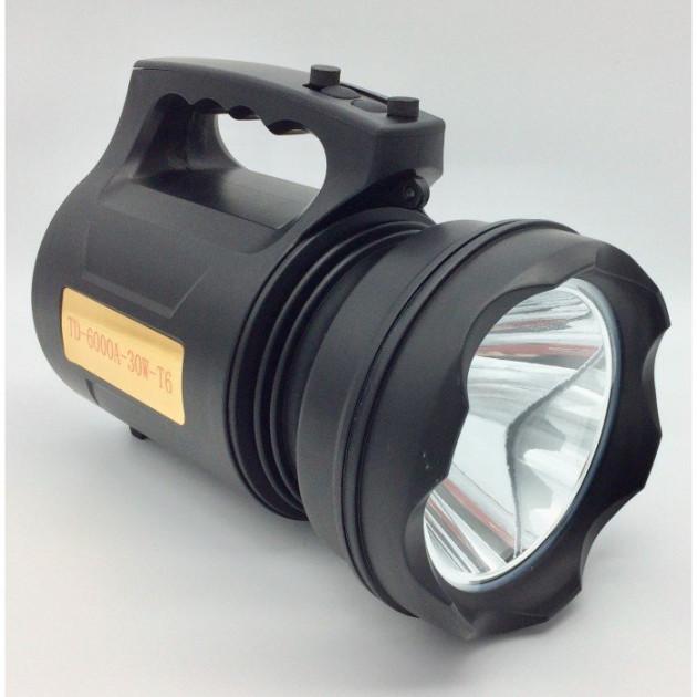 Светодиодный Фонарь-прожектор TD 6000A 30 W