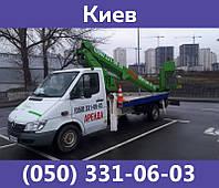 Аренда автовышки 18м в Киеве