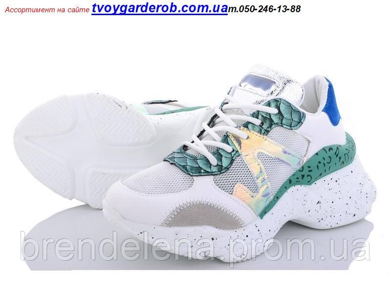 Женские стильные кроссовки AESD р36-41( код 2021-00) 41