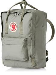Шведский рюкзак Fjallraven Kanken™ Classic 16л, унисекс, разные цвета Серый